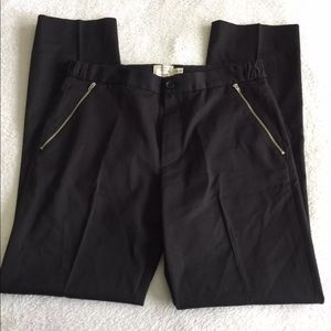 Women's. Club Monaco Black Trousers